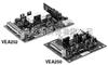 -SMC电气比例阀型功率放大器,VEX1500-04-BGX1,SMCVBA系列增压阀